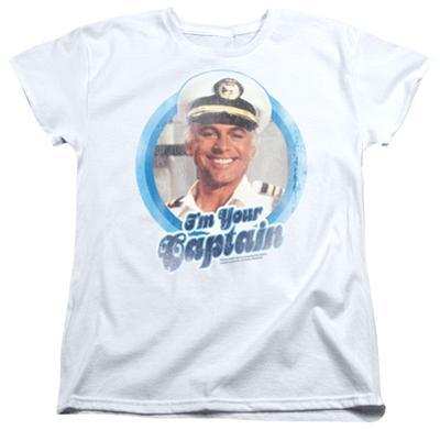 Womens: Love Boat - I'm Your Captain