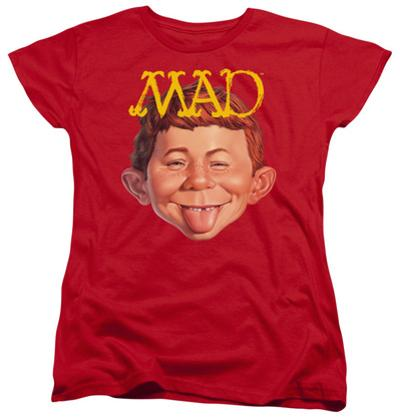 Womens: Mad Magazine - Absolutely Mad
