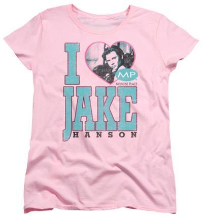 Womens: Melrose Place - I Heart Jake Hanson