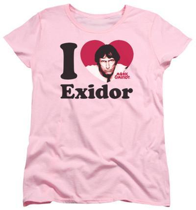Womens: Mork & Mindy - I Heart Exidor