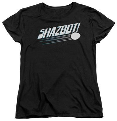 Womens: Mork & Mindy - Shazbot Egg