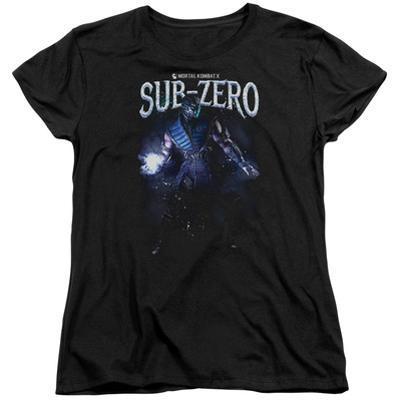 Womens: Mortal Kombat- Sub-Zero In Shadows