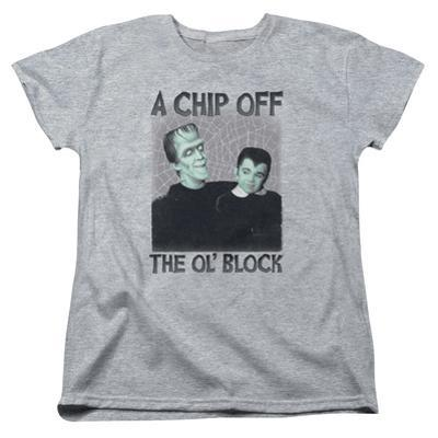 Womens: Munsters- Chip