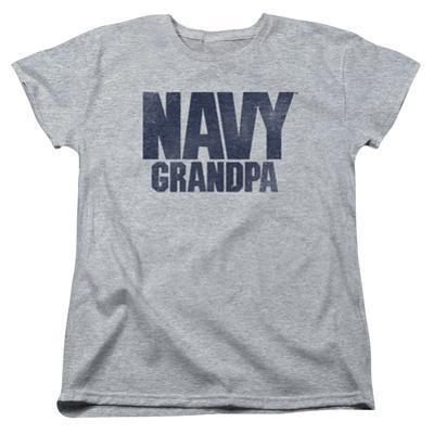 Womens:  Navy- Grandpa