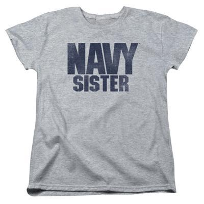 Womens:  Navy- Sister