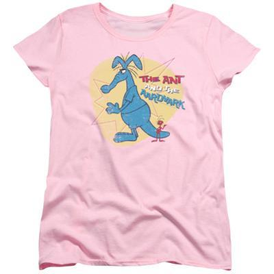 Womens: Pink Panther/The Ant And The Aardvark