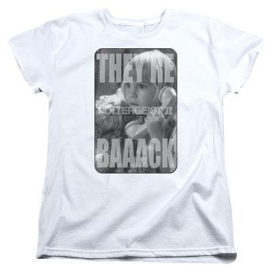 Womens: Poltergeist II- They're Baaack