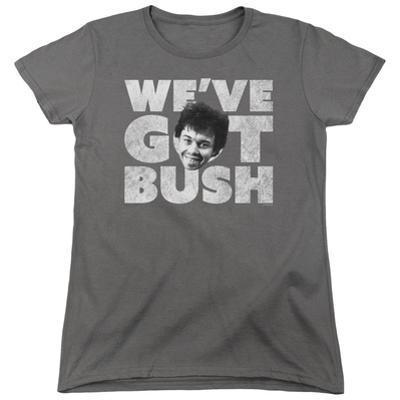 Womens: Revenge Of The Nerds- We'Ve Got Bush