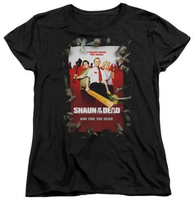 Womens: Shaun Of The Dead - Poster