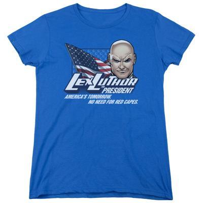 Womens: Superman- Lex For President