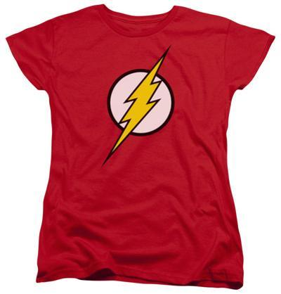 Womens: The Flash - Flash Logo
