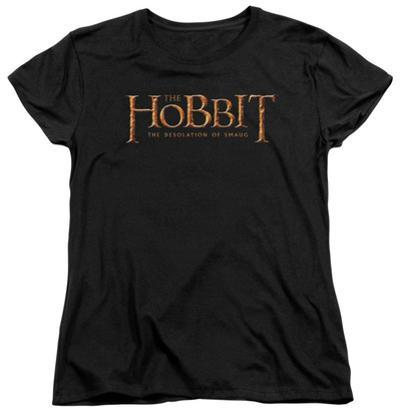 Womens: The Hobbit: The Desolation of Smaug - Logo