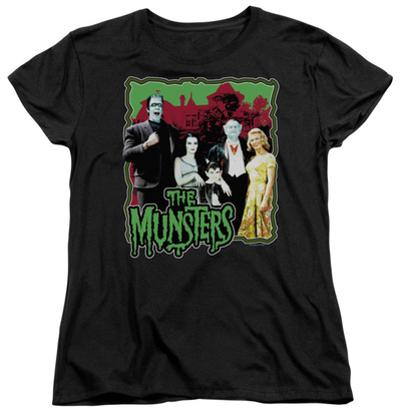 Womens: The Munsters - Normal Family