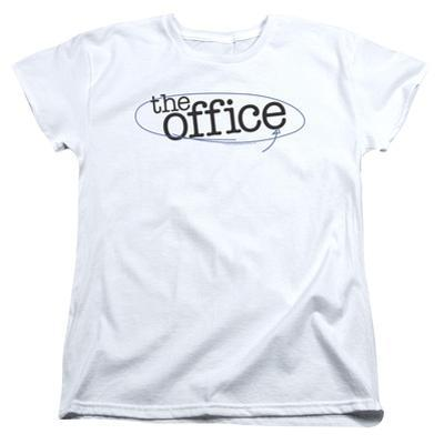 Womens: The Office - Circled Logo