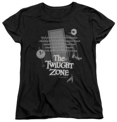 Womens: The Twilight Zone - Monologue