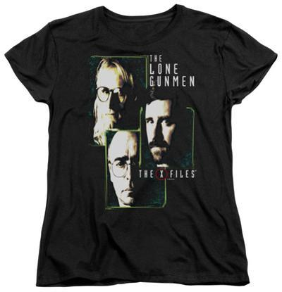Womens: The X Files - Lone Gunmen