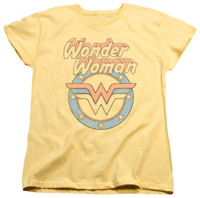 Womens: Wonder Woman - Faded Wonder