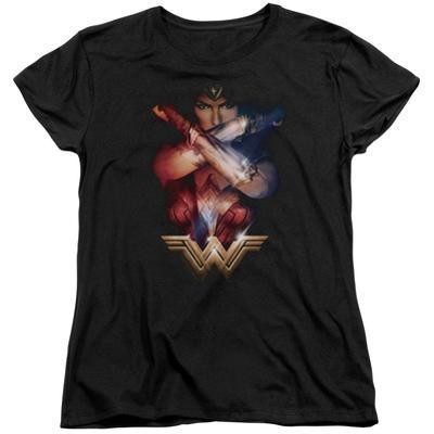 Womens: Wonder Woman Movie - Arms Crossed