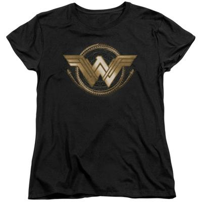 Womens: Wonder Woman Movie - Lasso Logo