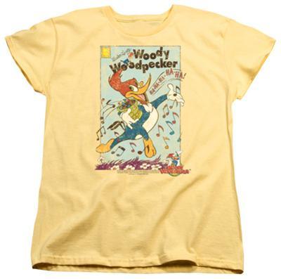 Womens: Woody Woodpecker - Vintage Woody