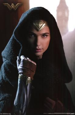 Wonder Woman- Cloak
