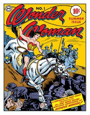 Wonder Woman - Cover No.1