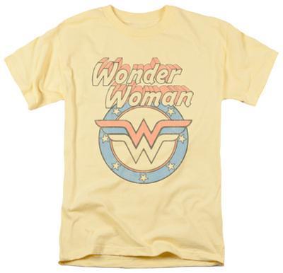 Wonder Woman - Faded Wonder