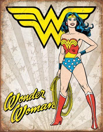Wonder Woman Heroic