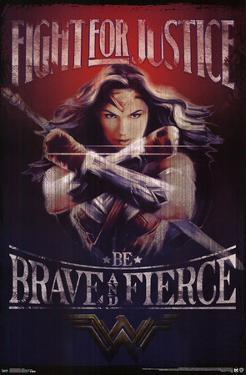 Wonder Woman- Justice