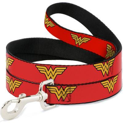 Wonder Woman - Logo Dog Leash