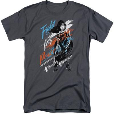 Wonder Woman Movie - Fight For Peace (Big & Tall)