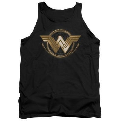 Wonder Woman Movie - Lasso Logo Tank Top