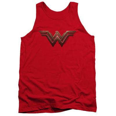 Wonder Woman Movie - Logo Tank Top
