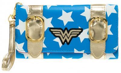 Wonder Woman - Satchel Fold Wallet