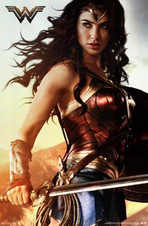 Wonder Woman- Shield