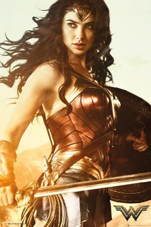 Wonder Woman - Sword