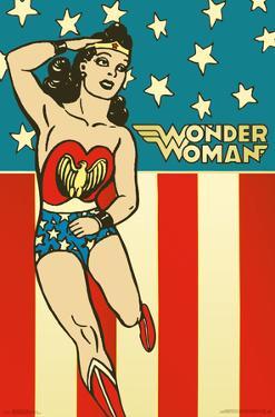 WONDER WOMAN - VINTAGE
