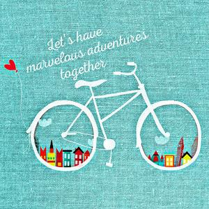 Adventure Bike by Wonderful Dream
