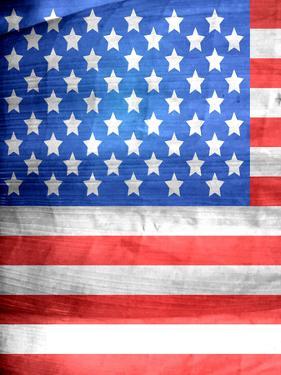 American Us Flag by Wonderful Dream