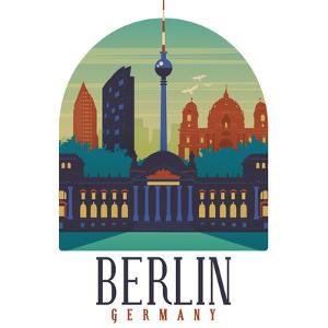 Berlin Germany by Wonderful Dream