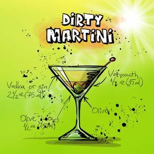 Dirty Martini Docktail by Wonderful Dream