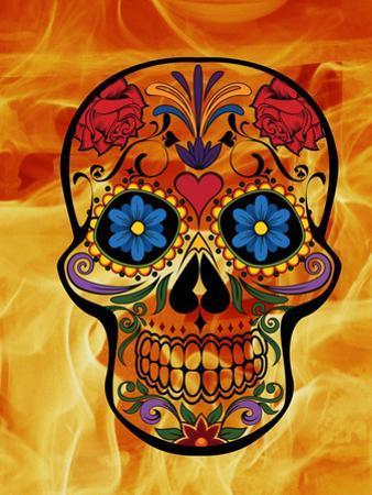 Horror Skull Halloween by Wonderful Dream