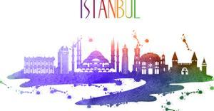 Istanbul Turkey Skyline by Wonderful Dream