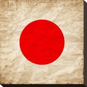 Japan Flag by Wonderful Dream