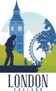London England by Wonderful Dream