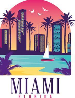 Miami Florida by Wonderful Dream