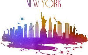 New York Skyline by Wonderful Dream
