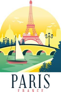 Paris France by Wonderful Dream