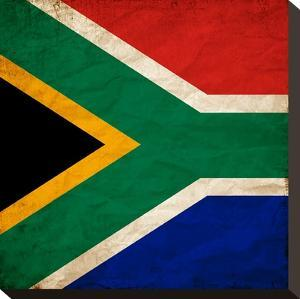 South Africa Flag by Wonderful Dream