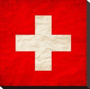 Switzerland Flag by Wonderful Dream